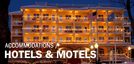 hotels and motels