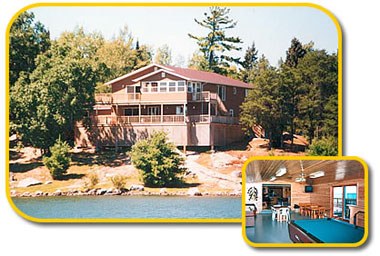 LaBelles Birch Point Camp, Devlin Ontario | Canada Northern Ontario lodges and resorts